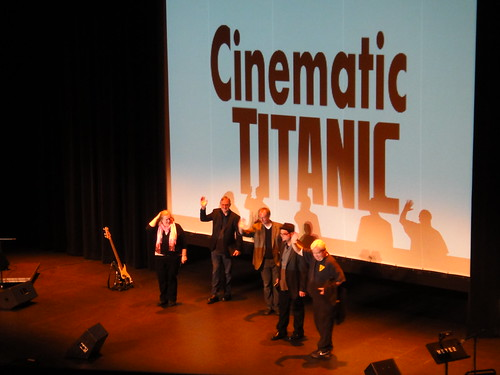 Cinematic Titanic in Green Bay, 11/12/2011.