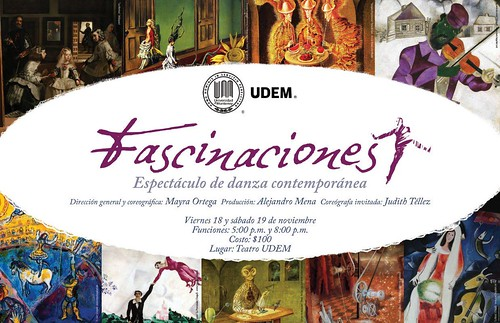 Fascinaciones: Evento de Danza Contemporánea