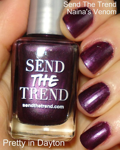 Send the Trend - Naina's Venom
