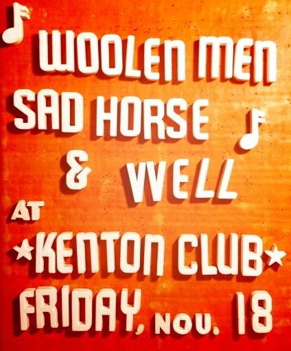 Woolen Men & Sad Horse & Well