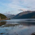 Loch Duich from Eilean Donan Castle thumbnail
