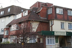 Belvedere Hotel (incorporating the Grosvenor Hotel), 14 Bath Road, Bournemouth, Dorset (Alwyn Ladell) Tags: dorset bournemouth bathroad belvederehotel grosvenorhotel