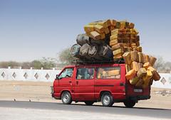 Chad (Ferdinand Reus) Tags: africa road bus sahara chad transport poor dry afrika minibus afrique sahel logistic sudanese tchad ndjamena  tsjaad sahelian  republicofchad gumhuriyyat republiquedutchad tsad