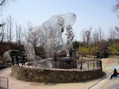 Super structure for children