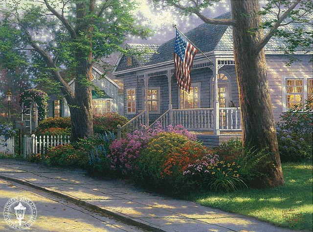 THOMAS KINKADE - Hometown Pride