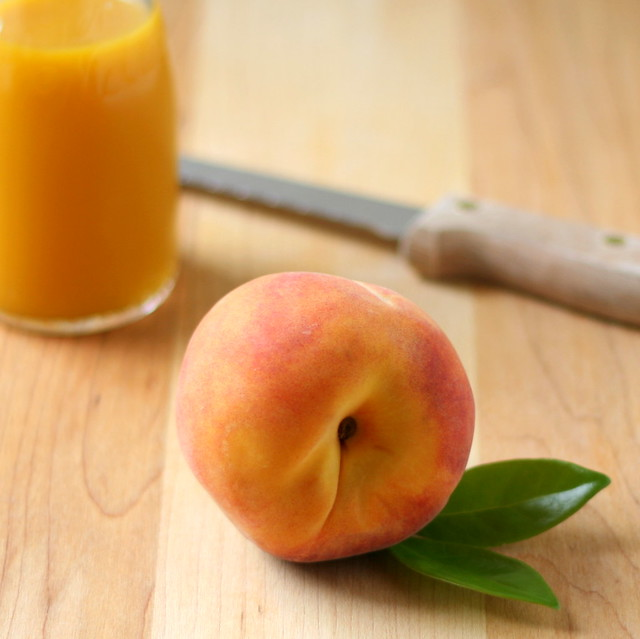 Peach and Mango