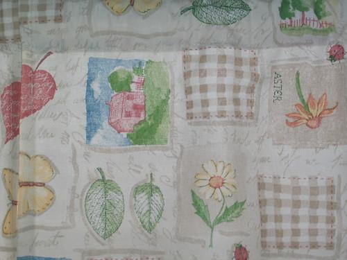 Close up fabric