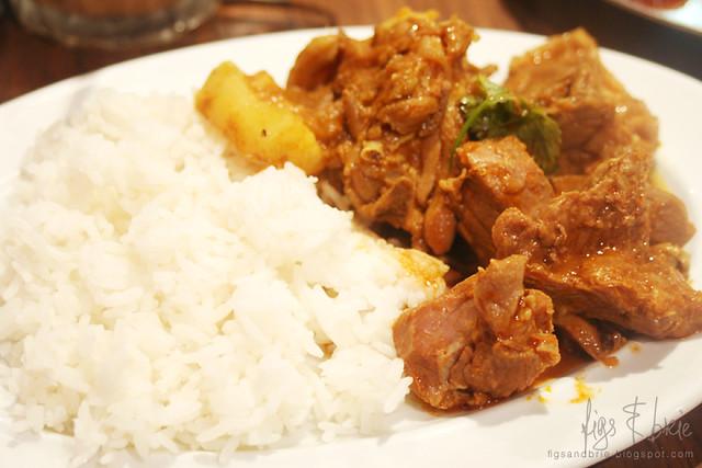 Rice, Mamak
