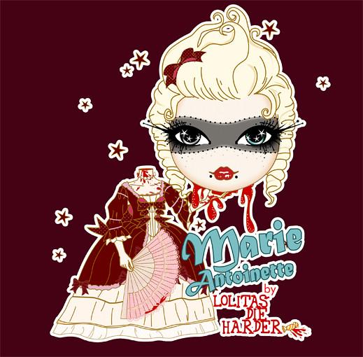 lolitas die harder #6 Marie Antoinette