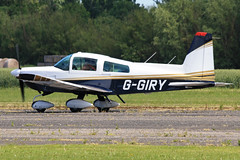 G-GIRY (QSY on-route) Tags: club aero lincon sturgate egcs 04062011 ggiry