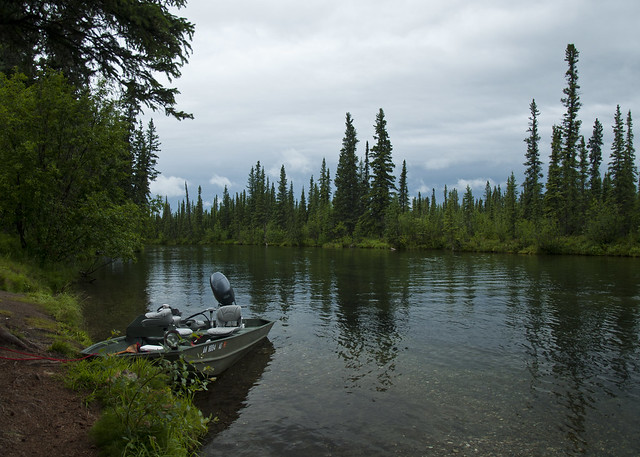 Clearwater River - Delta