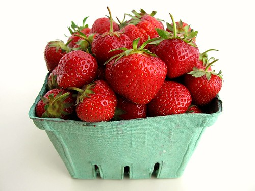 quart of strawberries