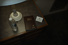 (not.me) Tags: usa austin texas hotelroom holybible