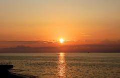 Boatset (STEPfuturistico) Tags: sfondo wallpaper stefanozanussi sonynex sony nex nex3 tramonto sunset controluce backlight izola mare sea barca boat sole sun riflesso reflection slovenja slovenia