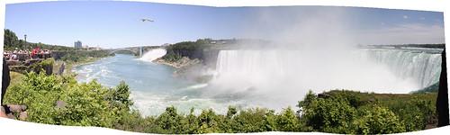 Niagara Falls Panorama 1