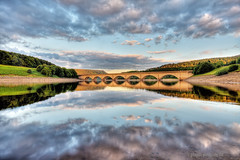 upper derwent (gobayode photography...times) Tags: reflection ladybowerreservoir snakepass ladybower thelink colorphotoaward upperderwent ashoptonbridge derbyshirelandscape dambursters