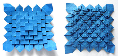 Clover Tessellation (level 5) by Shuzo Fujimoto