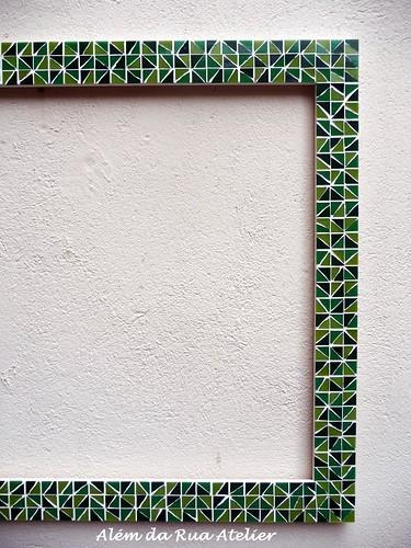 Moldura em Mosaico