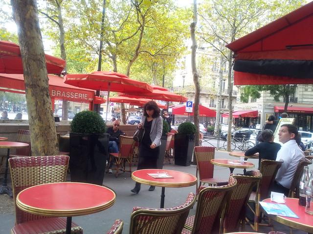 Oh, les cafés de Paris! LC