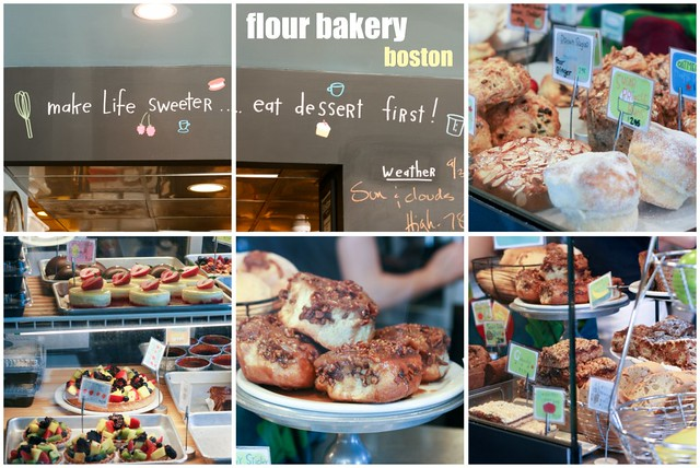 Flour Bakery collage 3