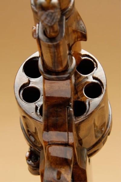 Wooden Nagant M1895