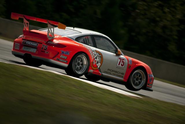 Petit Le Mans IMSA GT3 Challenge