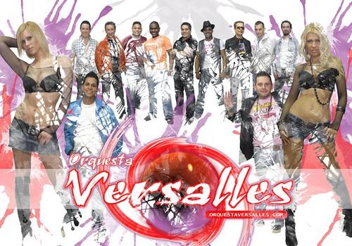 Versalles 2009 - orquesta - cartel