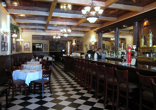 Cesar's restaurant, Tijuana