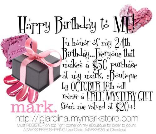 Livingaftermidnite - Happy Birthday to Me!