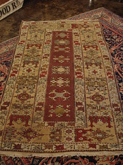 "Turkish Prayer Rug • <a style=""font-size:0.8em;"" href=""http://www.flickr.com/photos/51721355@N02/6244746204/"" target=""_blank"">View on Flickr</a>"