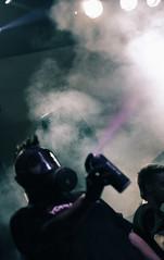 SUMMER END (sThaVision) Tags: music luz underground luces live escenario concierto spray gas zaragoza musica mascara hiphop rap graff humo pintura thais directo summerend zgz yonkos isthavision istharevolution