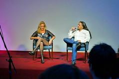 Brenda Garno Brathwaite and John Romero