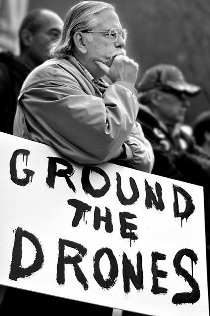 Ground the Drones