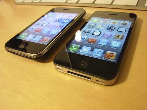 iPhone 3GS & 4S