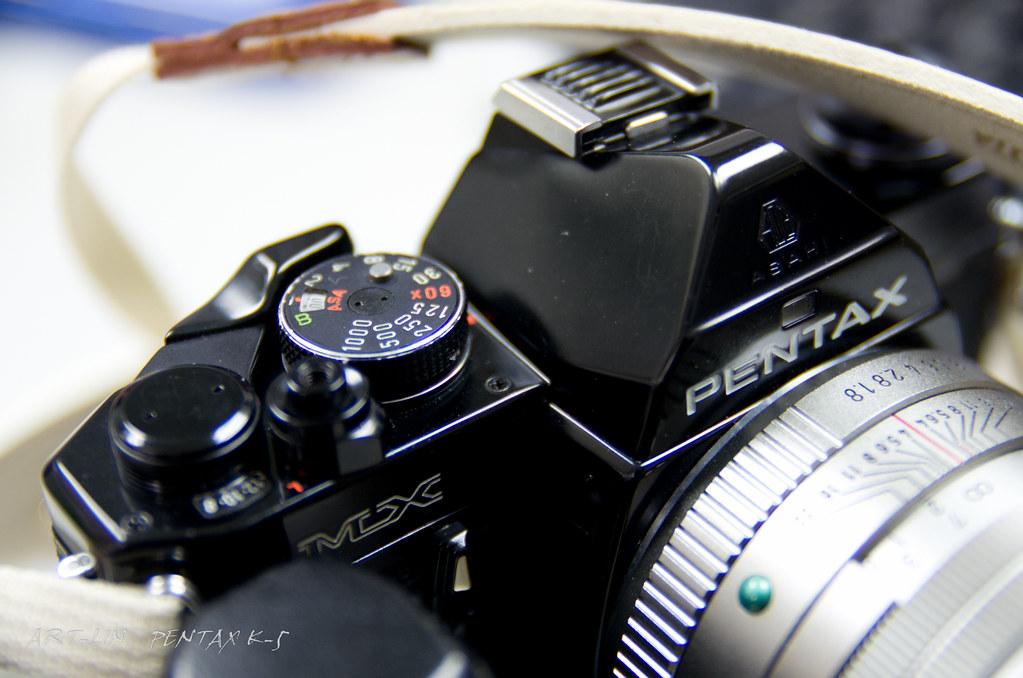 PENTAX MX 開箱 & 奇怪的X-TRA400 MX初體驗