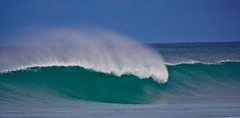 wave (R.C.W. Photography) Tags: ocean hawaii waves oahu pipeline