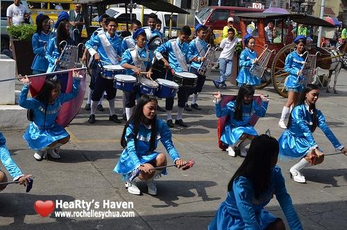 Pampangan Fiesta Performers