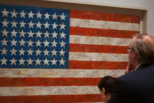 Jasper Johns, MoMA by StartAgain