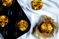 Pumpkin and feta muffins (what should i eat for breakfast today) Tags: breakfast pumpkin delicious muffin spinach feta goodfood