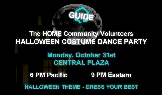Home Guide: Halloween Dance Party