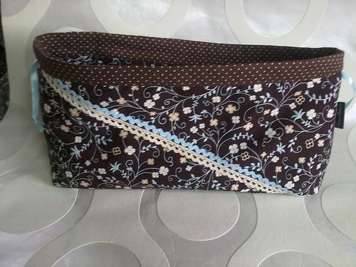 Organizador de carteira by ♥Linhas Arrojadas Atelier de costura♥Sonyaxana