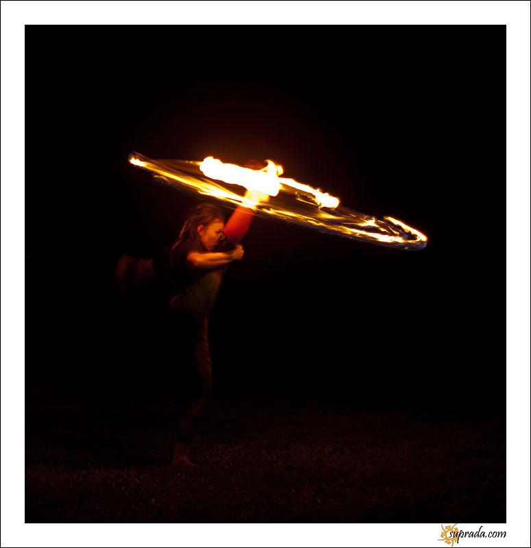 Fire Dancers - 1