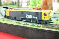 """Locomotora 269.2 Electrotren HO C.C <a style=""""margin-left:10px; font-size:0.8em;"""" href=""""http://www.flickr.com/photos/67776226@N07/6288805453/"""" target=""""_blank"""">@flickr</a>"""