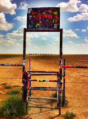 "Cadillac Ranch - Amarillo TX • <a style=""font-size:0.8em;"" href=""http://www.flickr.com/photos/20810644@N05/6292010773/"" target=""_blank"">View on Flickr</a>"