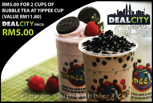 DealCity Voucher, Yippee Cup