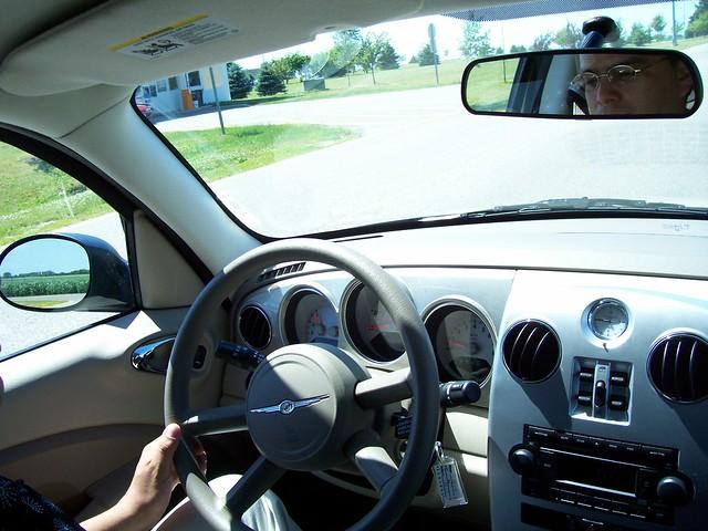 summer 2006 chrysler pt cruiser