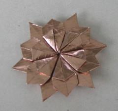 Stern Beate - Star Beate (Vielfaeltig2010) Tags: xmas weihnachten origami chistmas papierfalten vielfaeltig2010 sternbeate starbeate