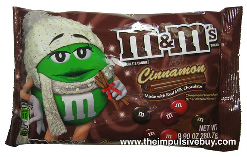 Cinnamon M&M's Reviews