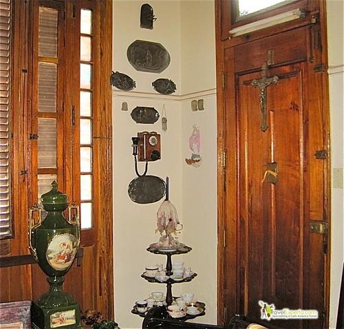 The Collection Room of 1932 - Casa Particular - Havana Centro Cuba
