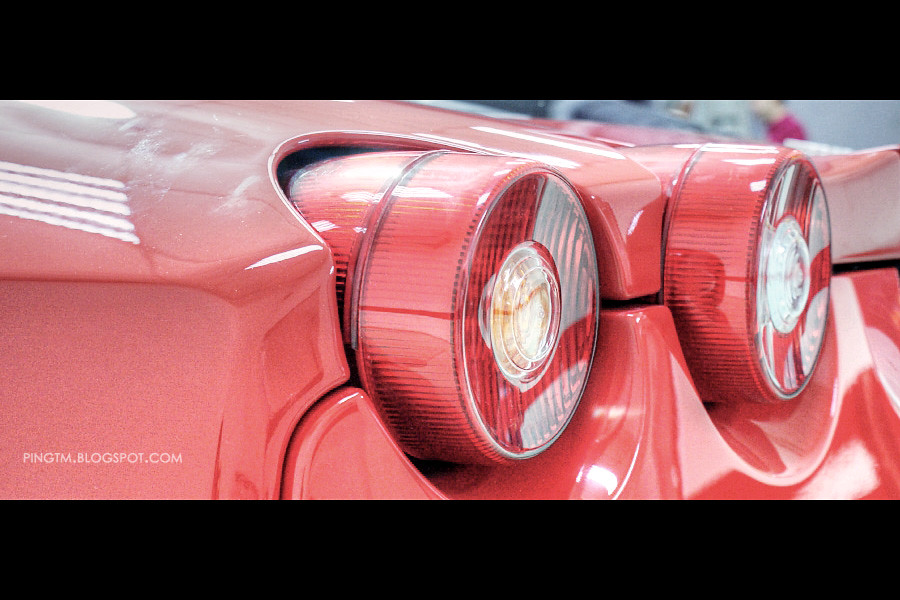 F430 Rear HDR